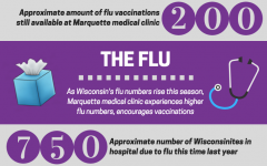 Wisconsin, MU experience increase in flu cases