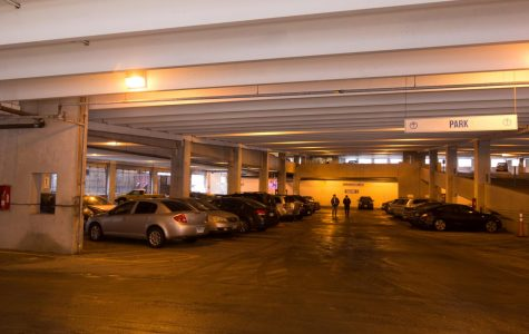 University spokesperson Chris Jenkins said the university experienced a higher demand for parking passes beginning last semester than in previous years.