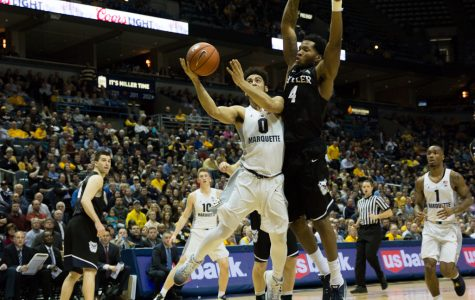 Martin's late surge helps Butler come back against Marquette