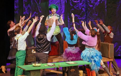 """A Year With Frog and Toad"" kicks off new year at Marquette"
