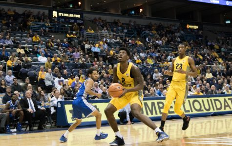 FLOOR SLAPS: Post disparity sinks Marquette against No. 3 Villanova