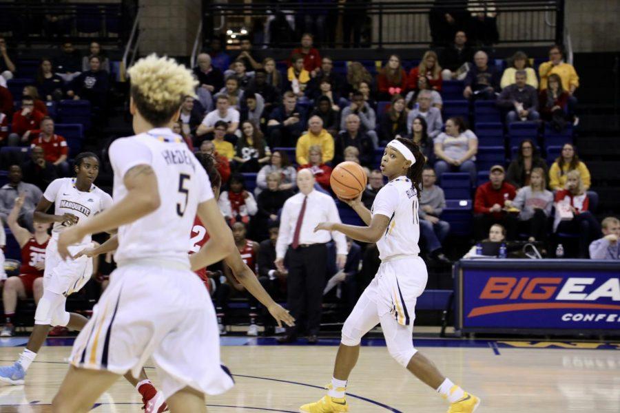 REISNER: Early season adversity has set up women's basketball for success