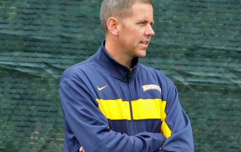 Steve Rodecap becomes most decorated tennis coach in program history