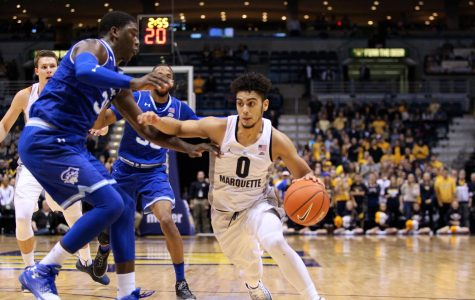 Opportunistic Golden Eagles down Seton Hall for season sweep