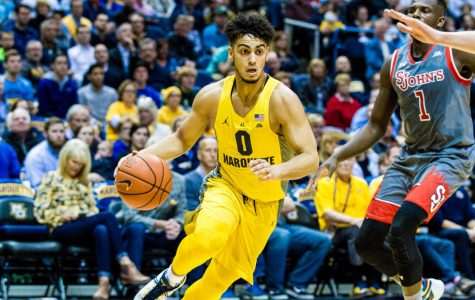 Markus Howard finished Saturday with 18 points, but St. John's guard Shamorie Ponds scored 44 to steal the show.