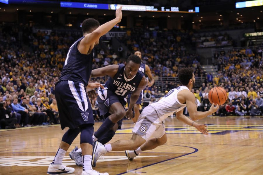 Villanova is one of three teams that swept Marquette this year.