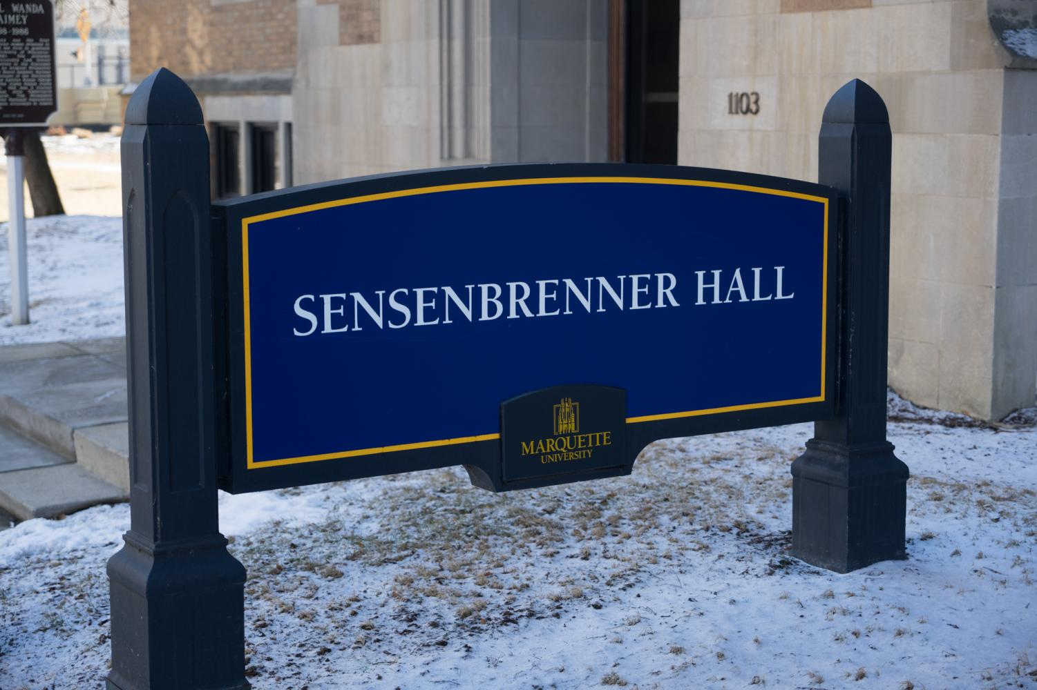 The honors program, which has an office in Sensenbrenner Hall, is offering priority registration for honors students.