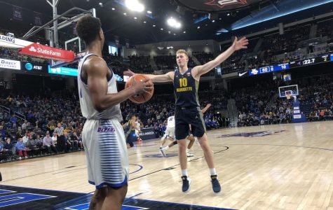 Second half drought dooms Marquette against DePaul, casts shadow over postseason odds