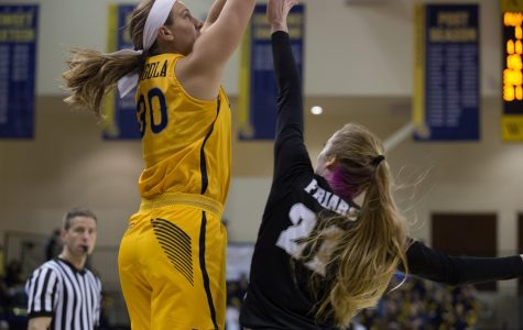 Spingola earns new career high in Marquette's rout over Providence