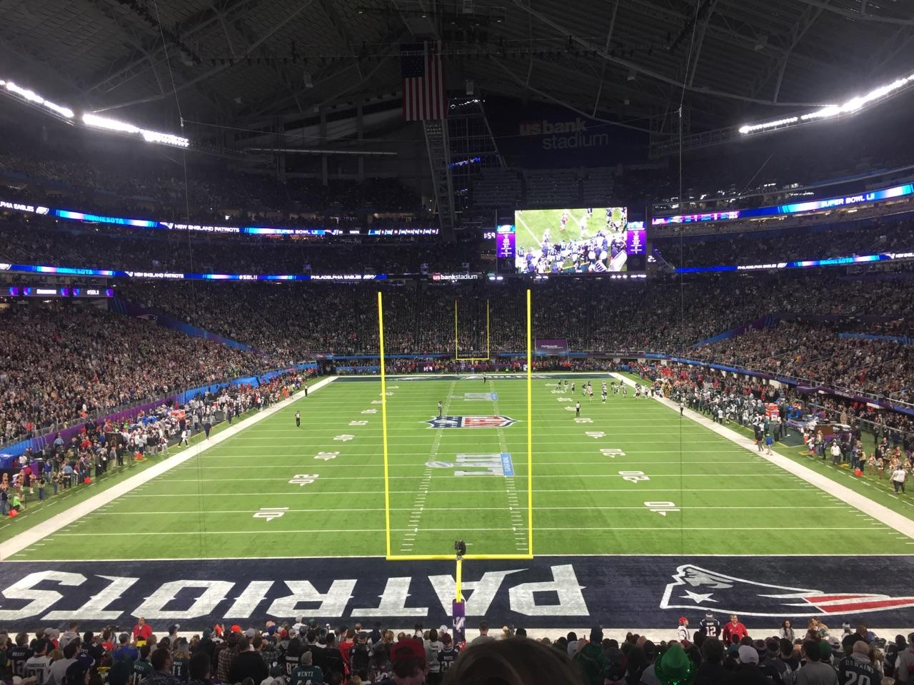 Minnesota's U.S. Bank Stadium hosted this year's Super Bowl. Photo courtesy of Jonathan Still.