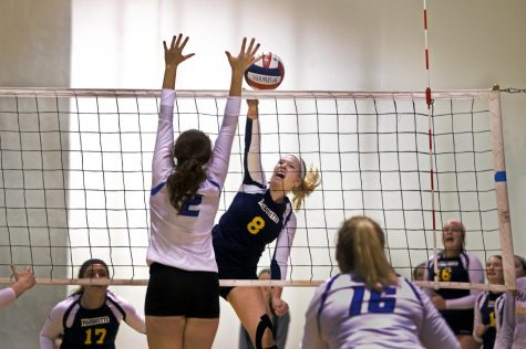 By Gosh! Club volleyball lands former ace