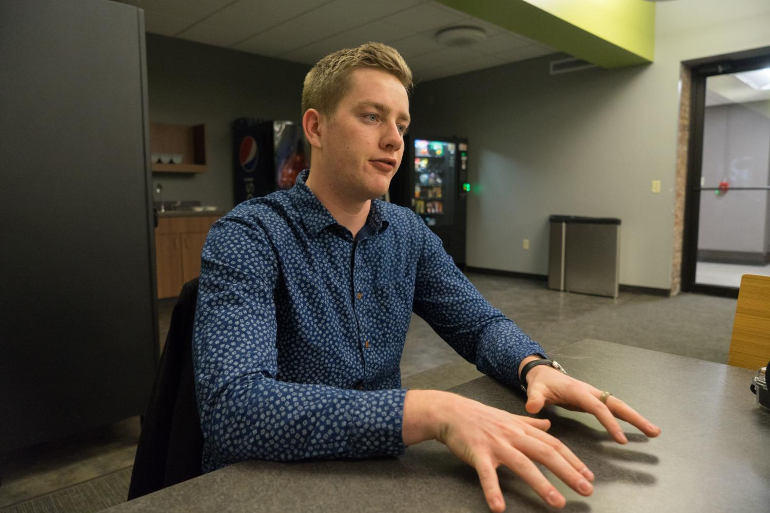 Jack Toner, a junior in the College of Business Administration and member of the program's founding committee, said the program aims to intertwine students with the community.