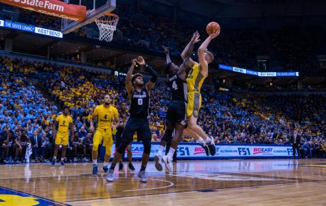 FLOOR SLAPS: Frustration mounts as Marquette drops a close one