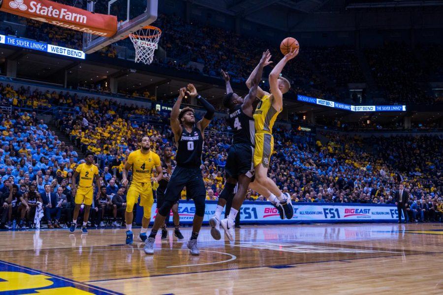 FLOOR SLAPS: Frustration mounts as Marquette drops a close one