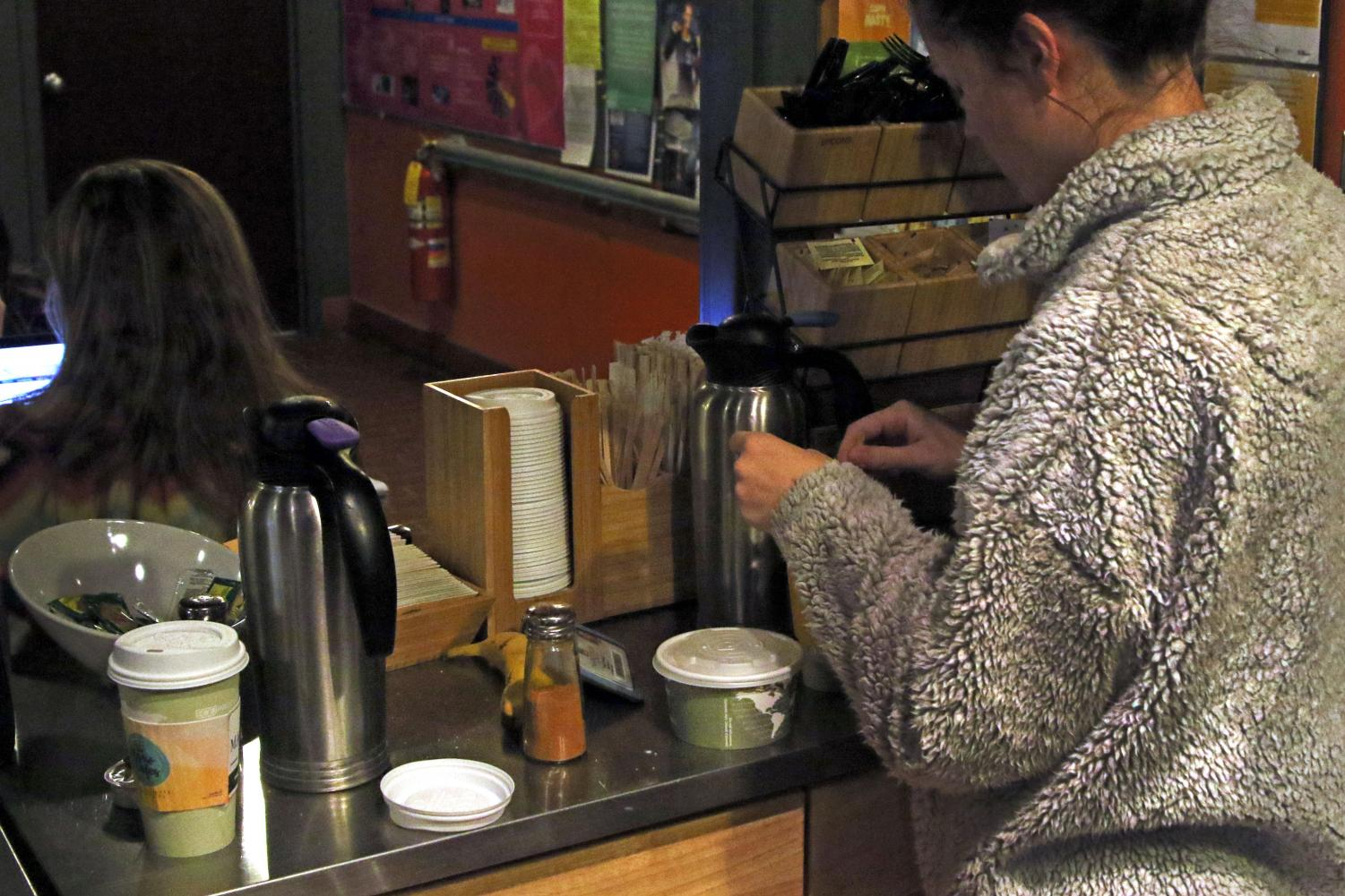 The Brew Cafes have taken steps to become more eco-friendly.