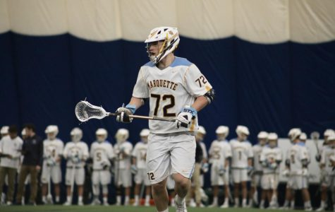 Men's lacrosse stumbles against Bellarmine in double overtime
