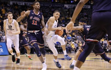 Elliott impacts all areas in Marquette win over St. John's