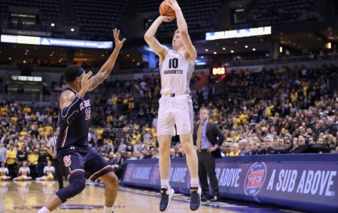 FLOOR SLAPS: Perimeter shooting helps Marquette overcome early deficit