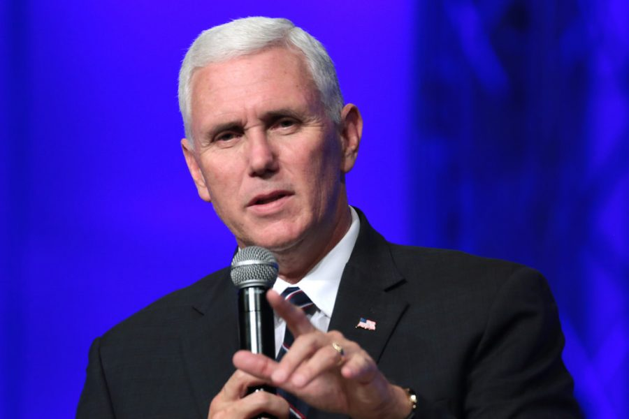 Vice+President+Mike+Pence+attended+the+2018+Winter+Olympics+in+North+Korea.