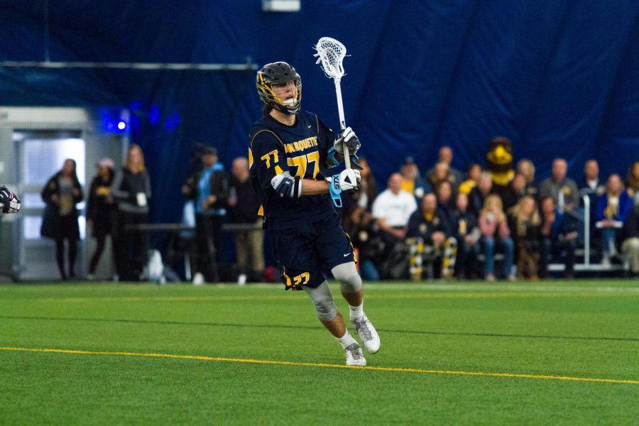 Marquette lacrosse has lost its last three games after winning its first three.