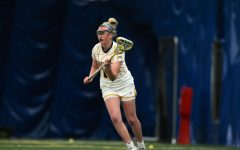 Women's lacrosse wins second straight BIG EAST game over Villanova