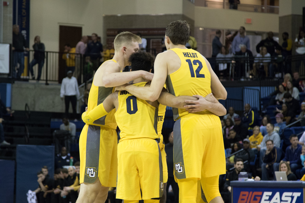 Marquette will be looking to make it to the NIT semifinals against Penn State for the first time since the 1994-'95 season when coach Mike Deane led the team to a second-place finish.