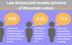 Law School poll addresses Foxconn, gun control, midterm elections