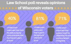 Law School poll addresses Foxconn, gun control, midterm elections