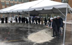 Breaking ground for AHPRC