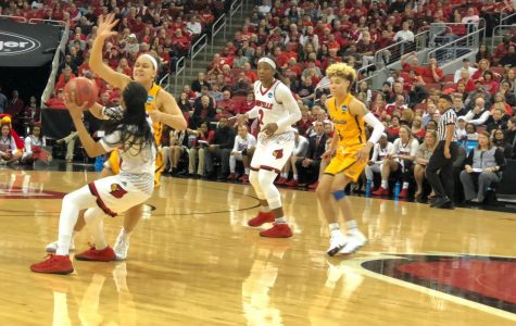 Early Louisville run too much for Marquette in NCAA Tournament Second Round