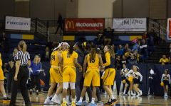 Women's basketball hopes to emulate culture of team that beat them