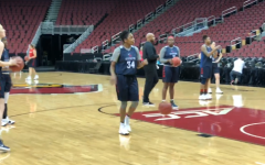 Dayton's JaVonna Layfield could be menace against Marquette