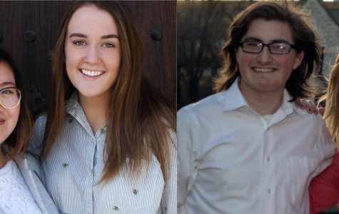 The MUSG presidency and vice presidency election will be held from 12:00 a.m. to 10 p.m. March 27. Photos courtesy of campaign members.
