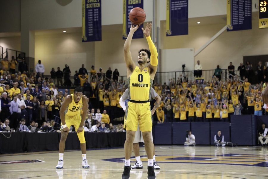Projecting Marquette basketball's 2018-'19 team
