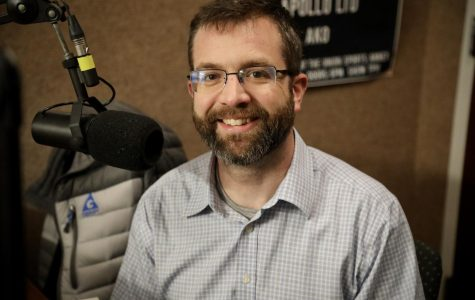 Brian Castner talks writing on Marquette Radio