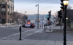 BREAKING: Police block off 12th Street after car accident