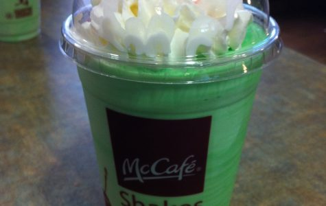 Going green this St. Patrick's Day