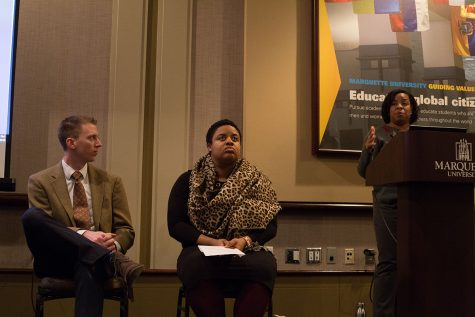 Panel discusses race, segregation in Milwaukee