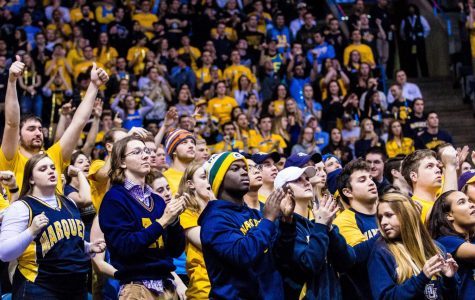 Students to sit closer to court, pay more at new stadium