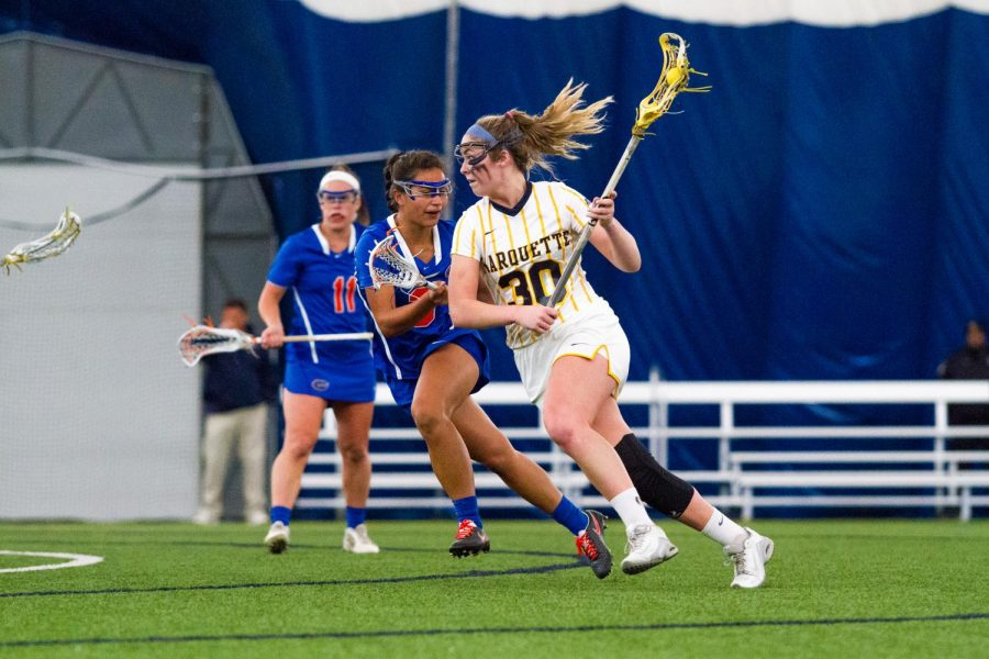 RECAP: Women's lacrosse thrashed by Florida