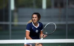 No. 3 seed women's tennis eliminated in semifinals of BIG EAST Tournament