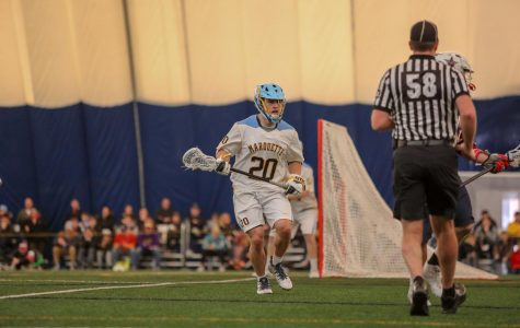 Nick Singleton's resilience lands him in men's lacrosse lineup