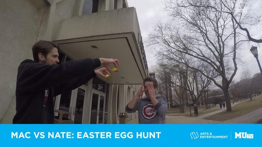 Mac+vs.+Nate%3A+Easter+egg+hunt