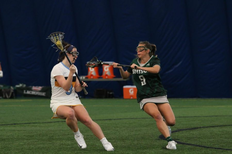 Women%27s+lacrosse+moves+to+4-0+in+conference+play+after+rout+over+Butler