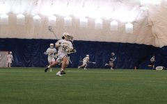 Men's lax goes almost 25 minutes without scoring in loss to Duke