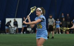 Women's lacrosse falls at No. 23 Georgetown in overtime