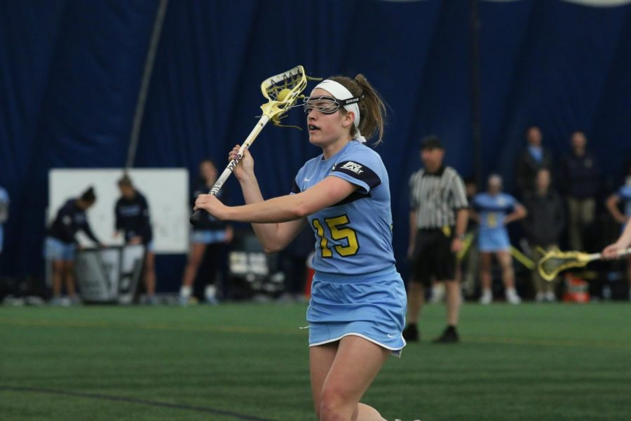 Women%E2%80%99s+lacrosse+falls+at+No.+23+Georgetown+in+overtime