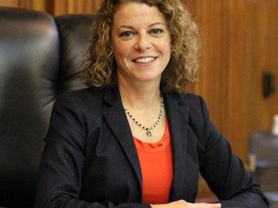 Current Milwaukee County Circuit judge Rebecca Dallet won a 10-year term as a Wisconsin Supreme Court justice. Photo courtesy of Twitter.