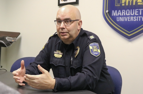 BREAKING: Mascari resigns as MUPD police chief