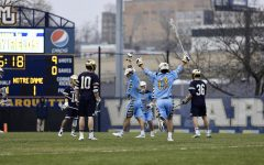 PREVIEW: Men's Lax looks to win final home game of the season against Providence